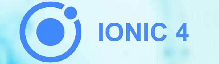 Ionic 4 Instalación Y Novedades Y Primer Proyecto