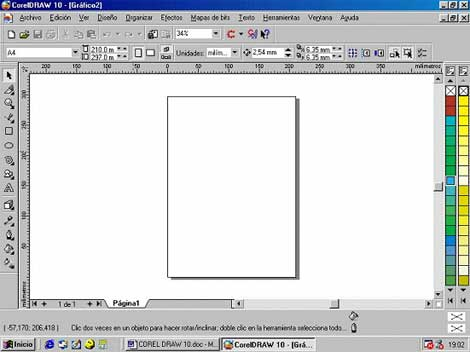 Introducción a Corel Draw 10
