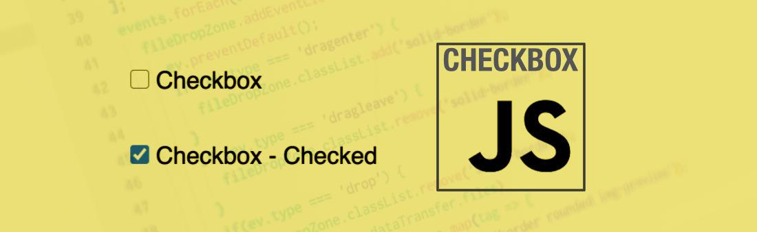 Control de Checkbox en Javascript