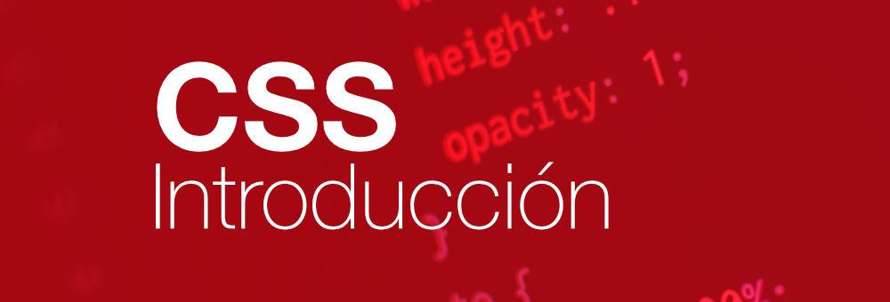 Introducción a CSS