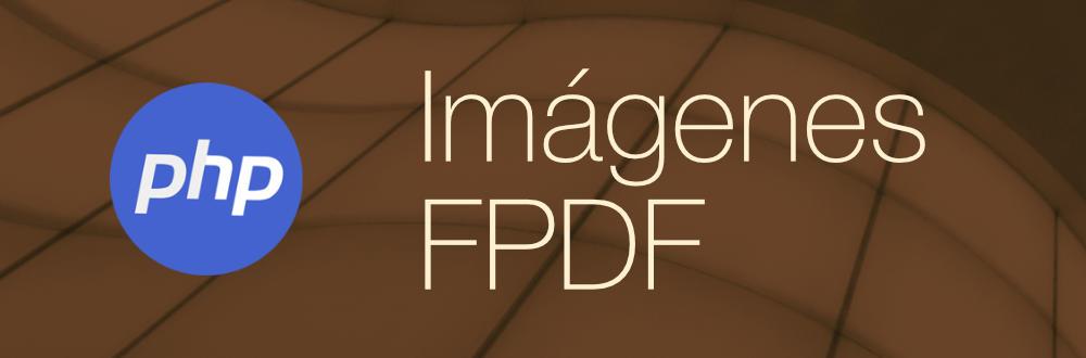 Función Image() en FPDF