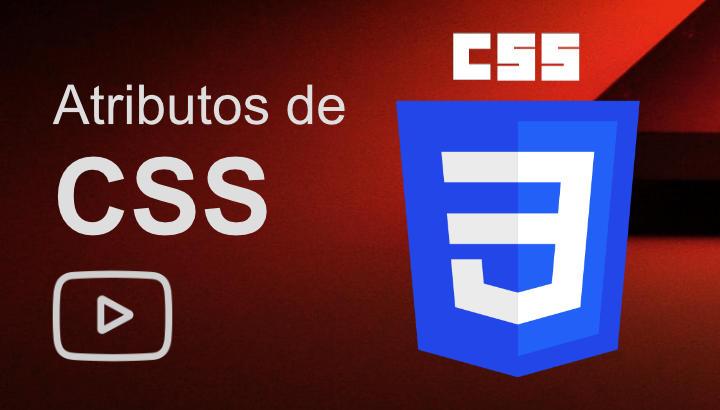 Atributos de las CSS