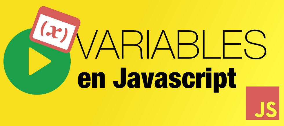 Videotutorial sobre variables en Javascript